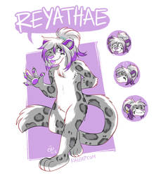 [Commission] BBnBB Reyathae by raizy