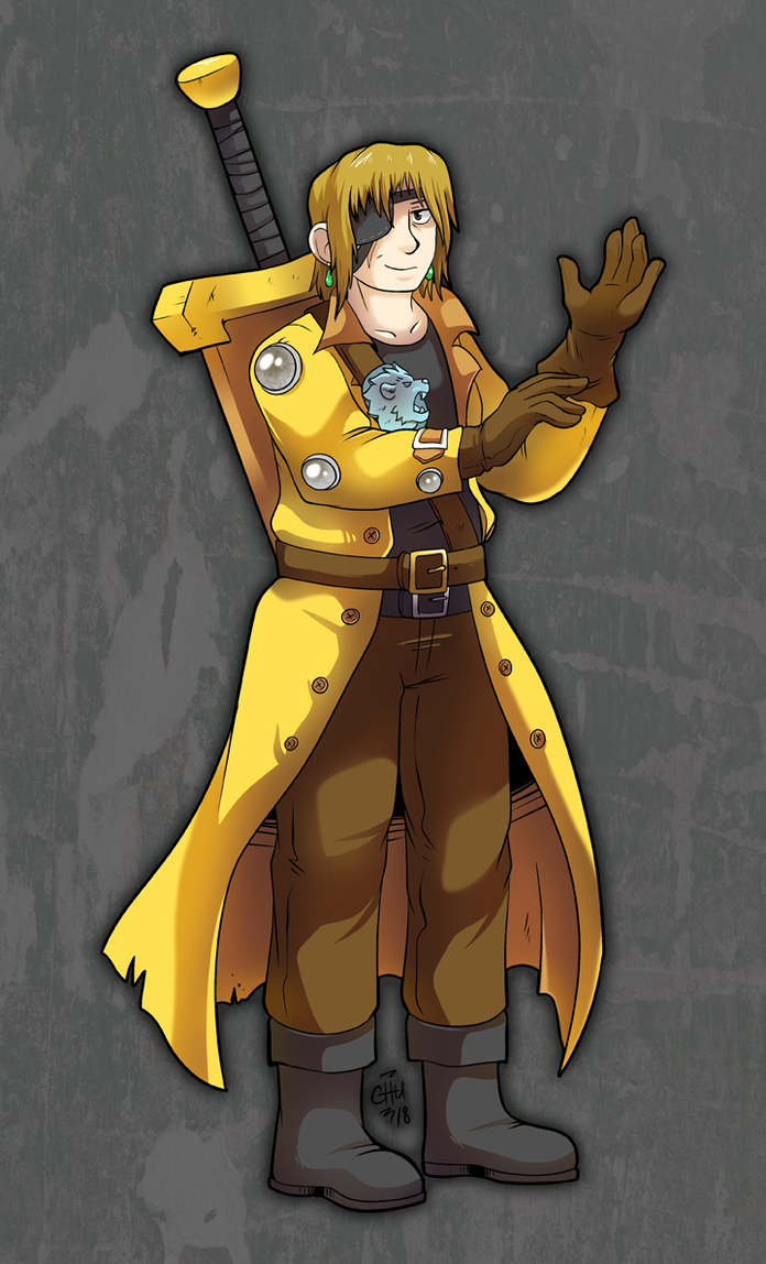[Commission] Jean by raizy