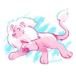 It's Lion!