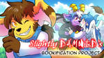Slightly Damned's Bookification Project NOW LIVE!! by raizy