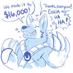 $16,000 Reached!