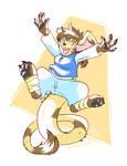 [RSD] Rhea Snaketail