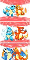 [SGDQ 2020] Water vs Fire
