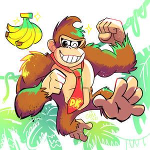 Donkey Kong Just Because