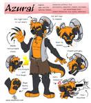 Azurai ref sheet 2021