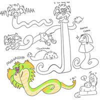 Snhea Doodles