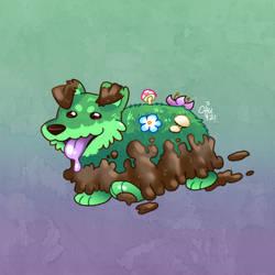 Median Mud Puppy
