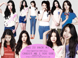 18.9.2013 PNG IU PACK #3 - BY SU GROWL by suetics
