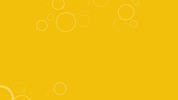 Yellow Windows 8 Bubbles Background