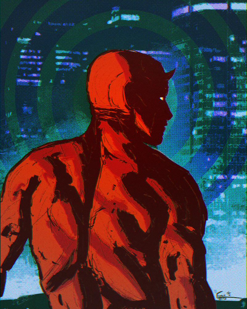 Daredevil by ZhouRules