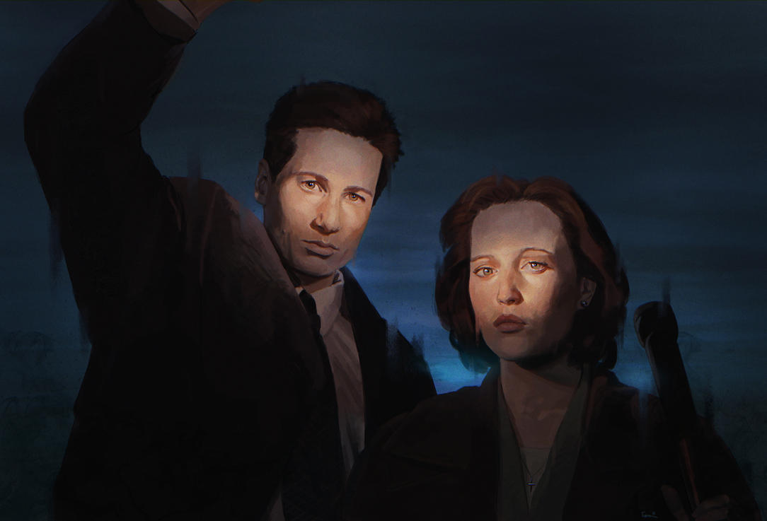 The X-Files by ZhouRules