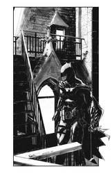 Batman Day 2017 by ZhouRules
