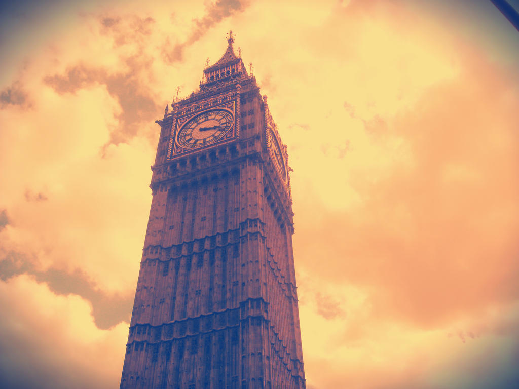 Big Ben by Killerland