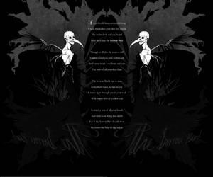 The Sorrow Bird Poem