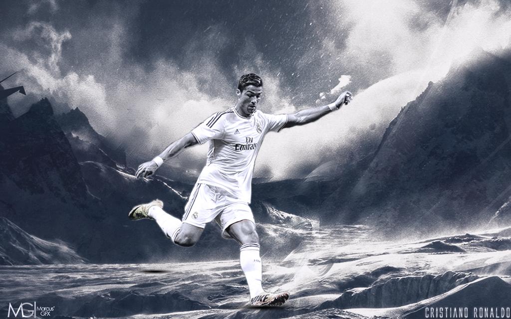 Cristiano Ronaldo by Marcus-GFX