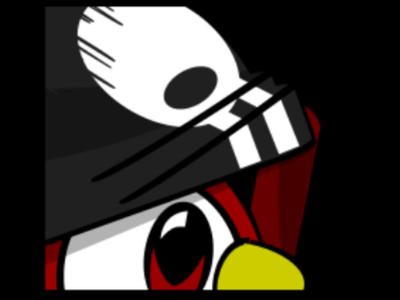 Call of Duty Duck Ghost Mask. Black Ops 2 by DragonLordMike
