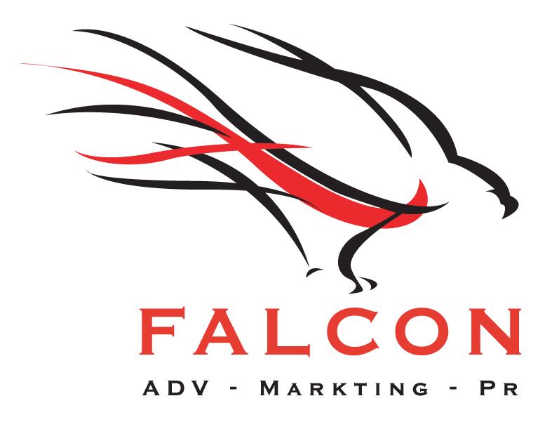Falcon Logo by M-AlJabarty on deviantART