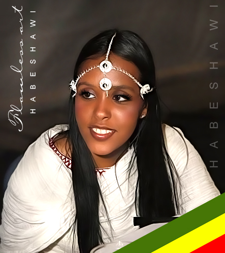 Ethio Face by M-AlJabarty
