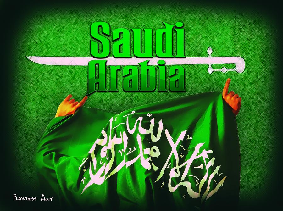 Saudi Arabia by M-AlJabarty