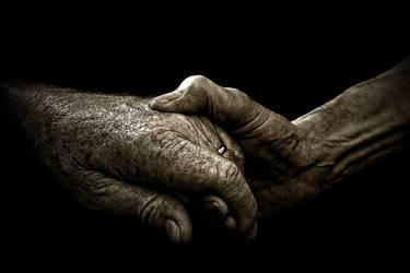 Helping Hand by darkknight1986