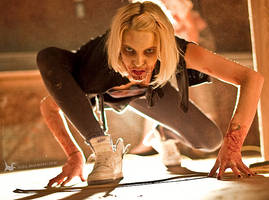 Zombie Crawl by brittmiscast
