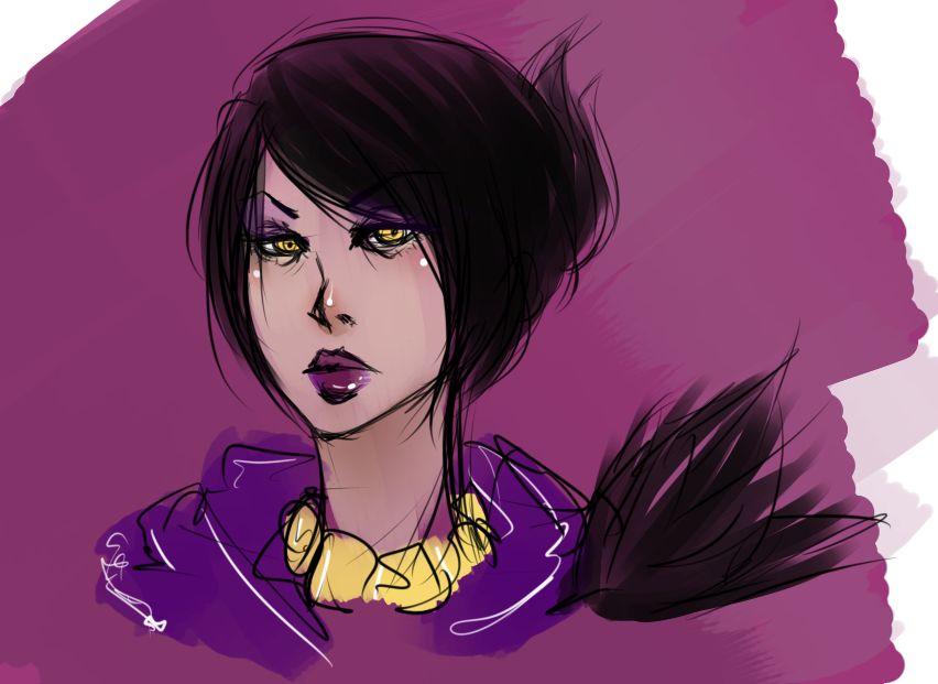 And a quick bit of Morrigan