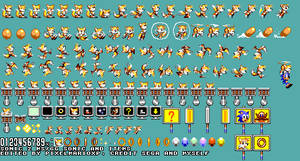 Sonic 2 Master System - Tails
