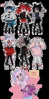 [CLOSED] Chibi gacha adopts