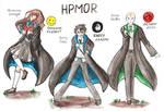 HPMOR comandos
