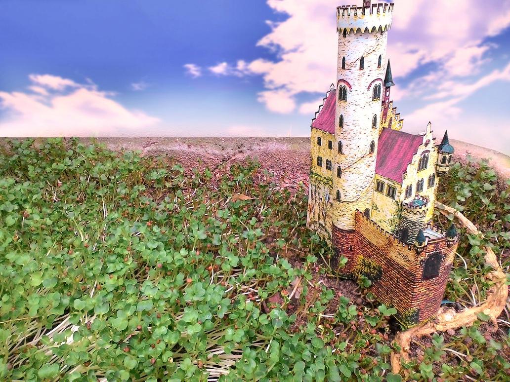 Lichtenstein Castle by PascaKanonno