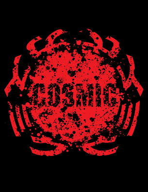 Cosmic tee design by gojera on deviantart for Cosmic pattern clothing