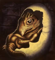 Dragonbaby by Dracorigian-Fantasia