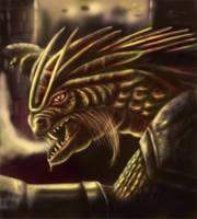 General Zrrhuan by Dracorigian-Fantasia