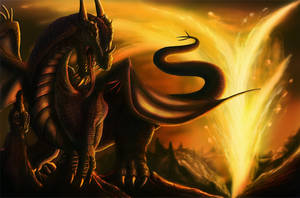 SAEVUS by Dracorigian-Fantasia