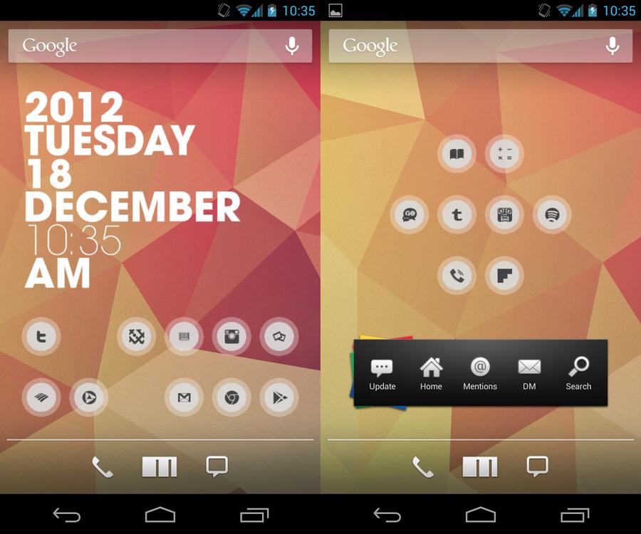 Nexus 4. by crazmo4sho