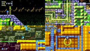 Sonic Frenzy - Tidal Tempest Act 1+2 (Genesis)