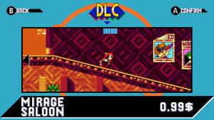 Sonic Frenzy - Mirage Saloon [DLC Menu]