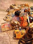 Tumbled Treasures by hogret