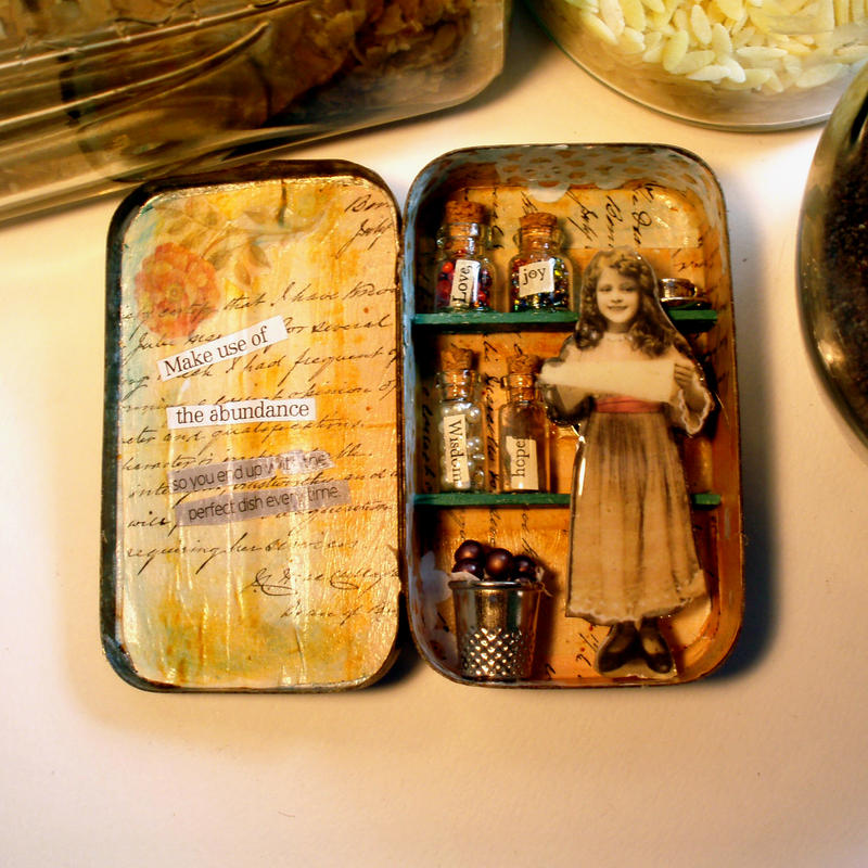 Store-cupboard Supplies by hogret