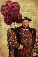 Henry VIII by hogret
