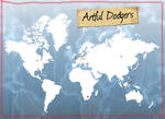 Artful Dodgers Map by hogret
