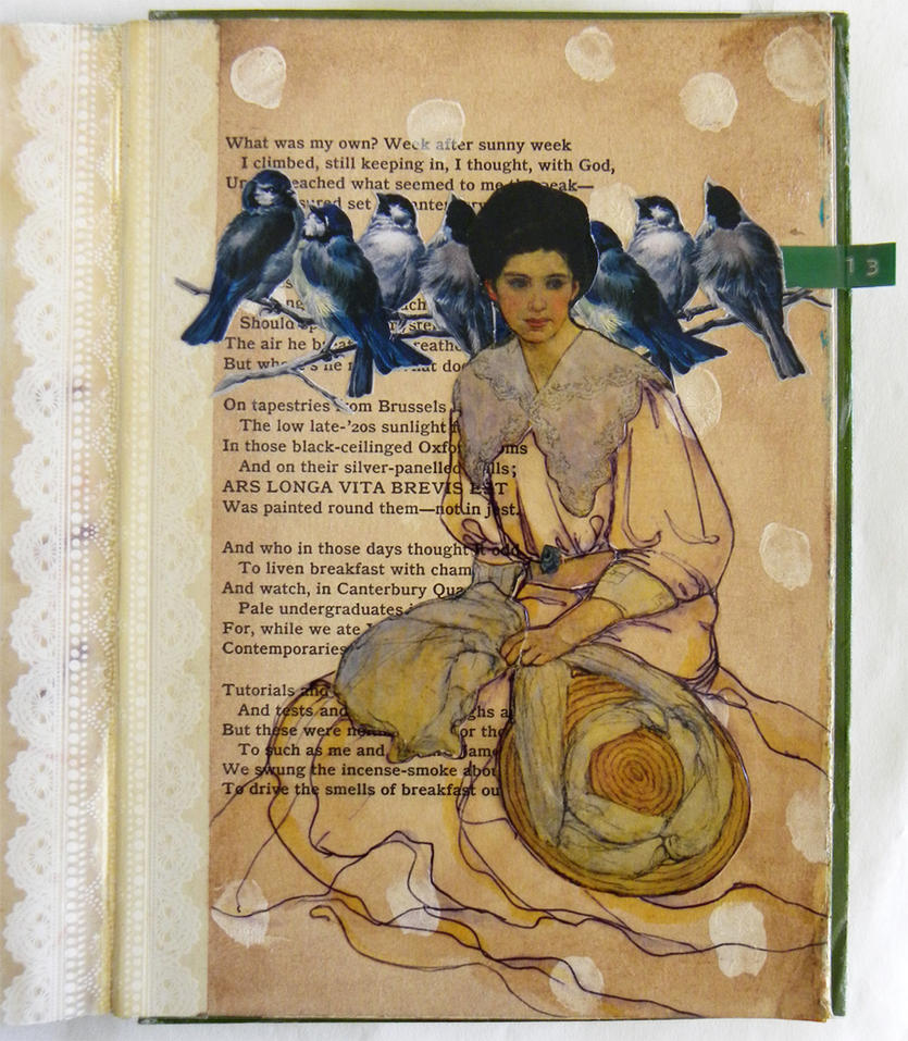 Ars Longa Vita Brevis by hogret