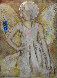 TinCan Angel by hogret