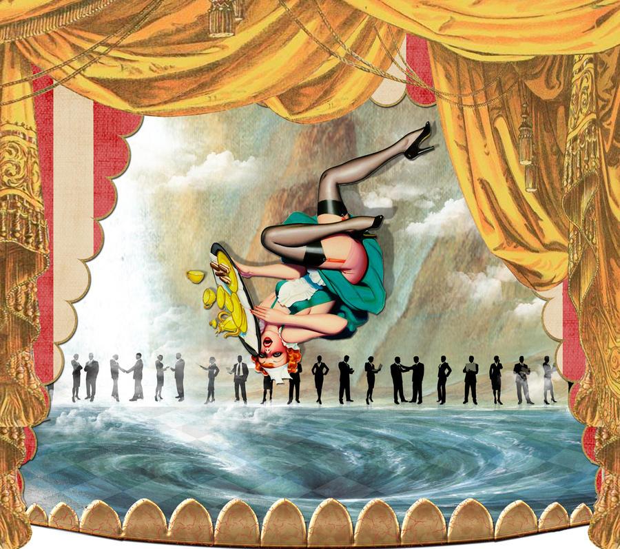 Dream: Act VI, Scene iii by hogret