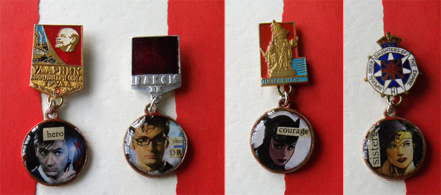 Medals by hogret