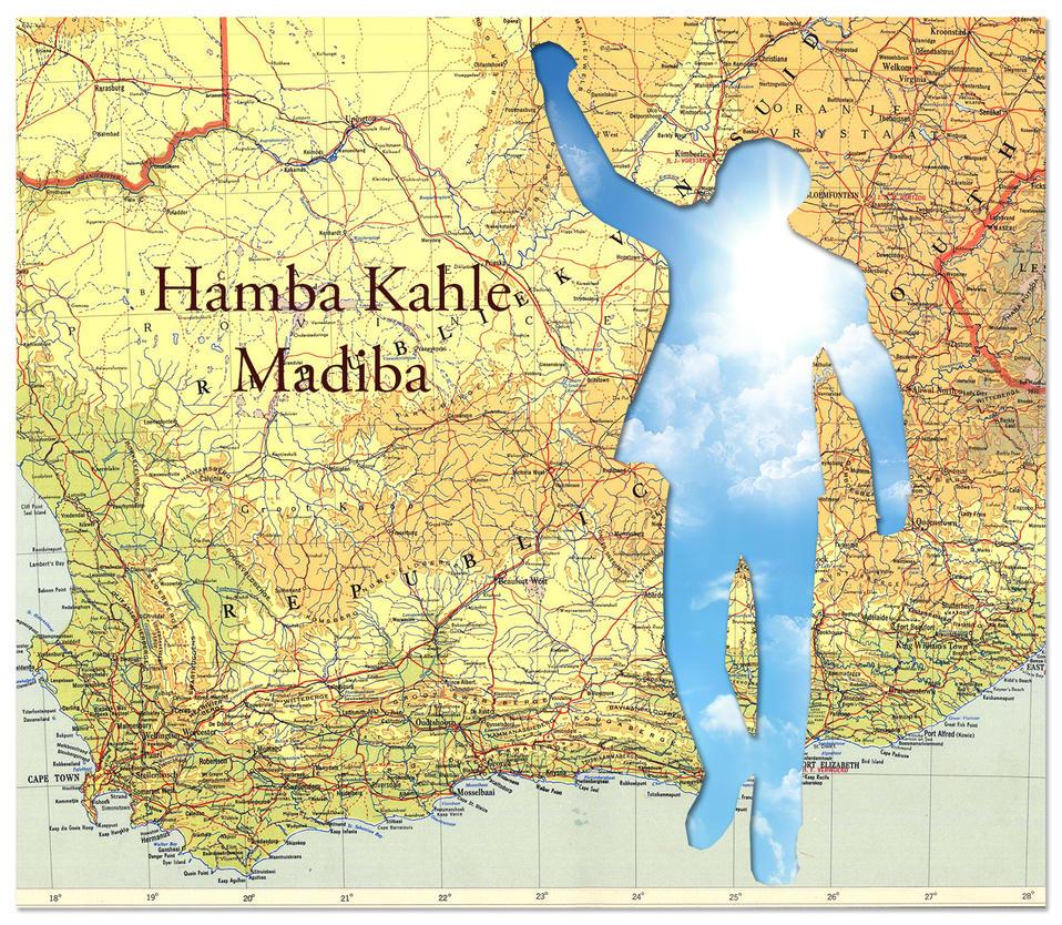 Hamba Kahle, Madiba by hogret