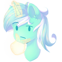 Lyra Heartstrings by MellonCollie-chan
