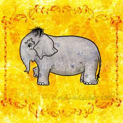 Elephant Juice by Mollinda