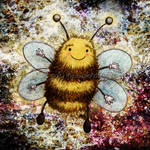 Bee Happy by Mollinda