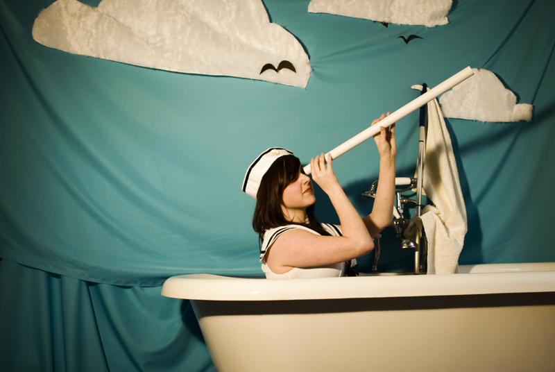 Land Ahoy by Mollinda